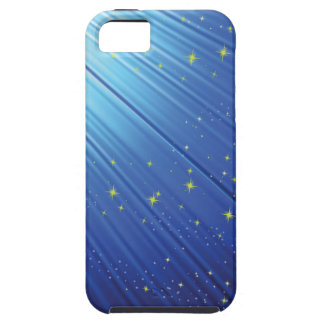 86Blue Background _rasterized Case For The iPhone 5