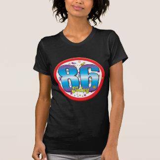 86th Birthday Today v2 T Shirts