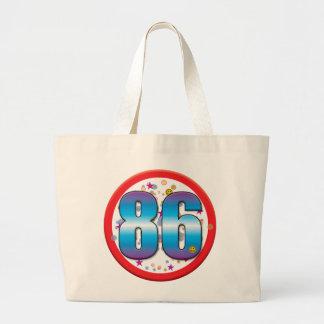 86th Birthday v2 Tote Bags