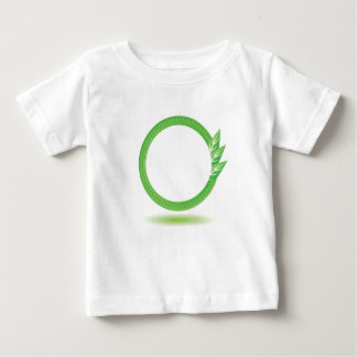 87Greewn Label_rasterized Baby T-Shirt