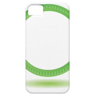 87Greewn Label_rasterized iPhone 5 Case