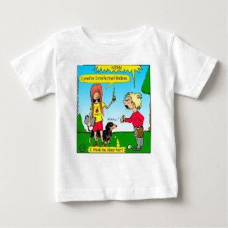 887 nerd wins argument cartoon baby T-Shirt