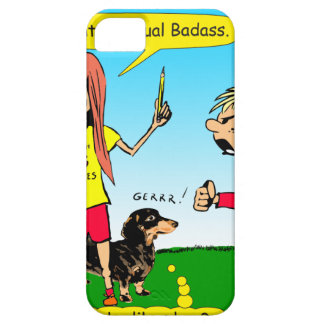 887 nerd wins argument cartoon barely there iPhone 5 case