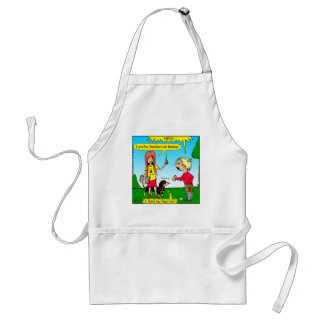 887 nerd wins argument cartoon standard apron