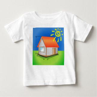 88House_rasterized Baby T-Shirt