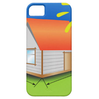 88House_rasterized Barely There iPhone 5 Case