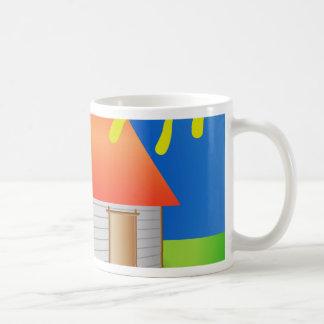88House_rasterized Coffee Mug