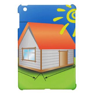 88House_rasterized iPad Mini Case