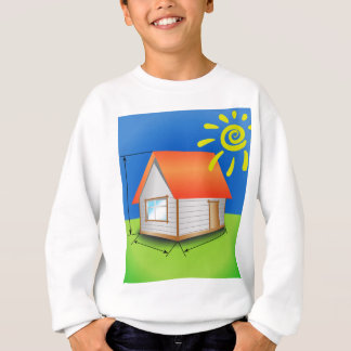 88House_rasterized Sweatshirt