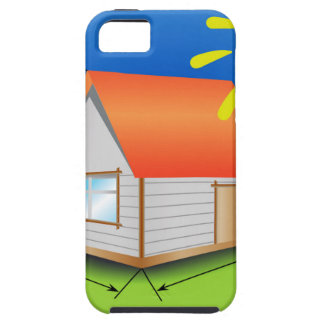88House_rasterized Tough iPhone 5 Case