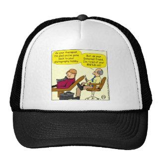 894 tired of your cat cartoon cap