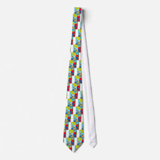 895 dog chases parked cars cartoon tie