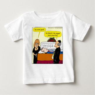 898 He looks good funeral cartoon Baby T-Shirt