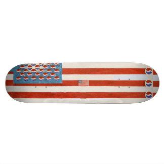 8 1/8 BLANK DECK CUSTOM SKATE BOARD