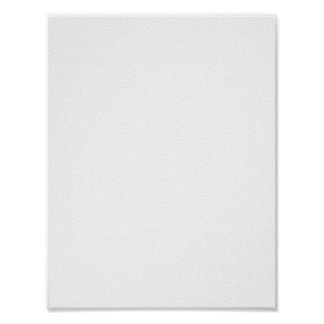 8.5 x 11 Blank Poster DIY template add your IMAGE