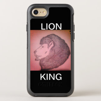 8/7 OTTERBOX IPHONE subject lion king.