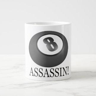 8 Ball Assassin Jumbo Mug