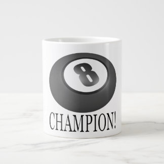 8 Ball Champion Jumbo Mug