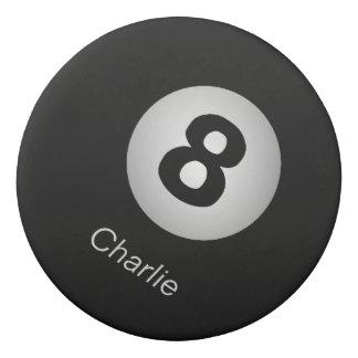 8-Ball custom name eraser