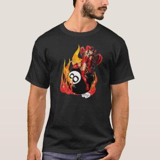 8 Ball Devil T-Shirt