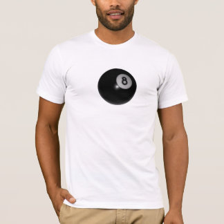 8 Ball  Eight T-Shirt
