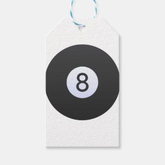 8 Ball Gift Tags