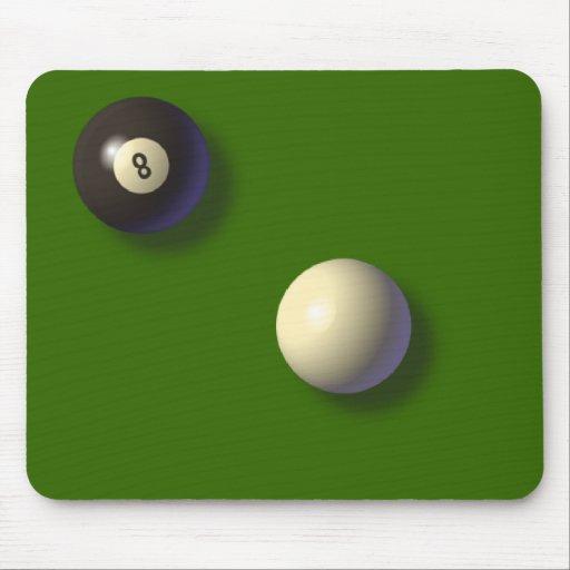 8 Ball Mousepad