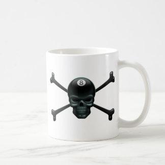 8-ball Pirate Coffee Mug