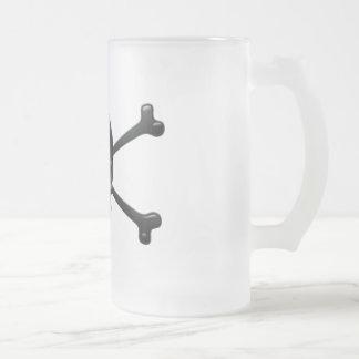 8-ball Pirate Coffee Mugs