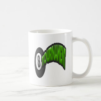 8 Ball Tournament Coffee Mug