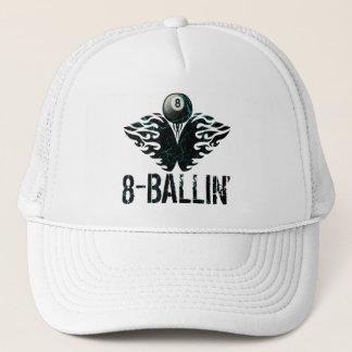 8 BALLIN' TRUCKER HAT