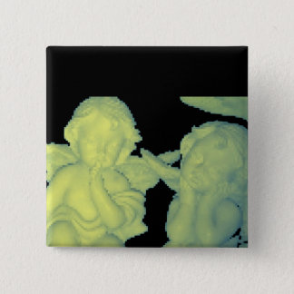 8-bit angels square button