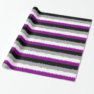 8 Bit Asexual Pride Flag