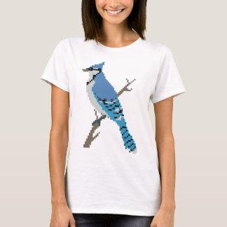 8-bit Bluejay Sprite T-Shirt