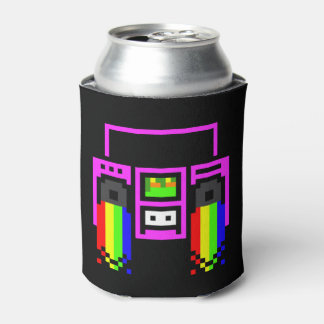8 Bit Boom Box Can Cooler