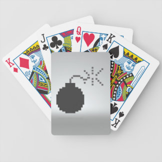 8 Bit Cards Bicycle Card Deck