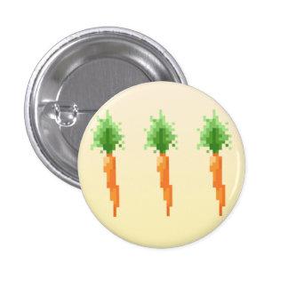 8 bit carrot Button