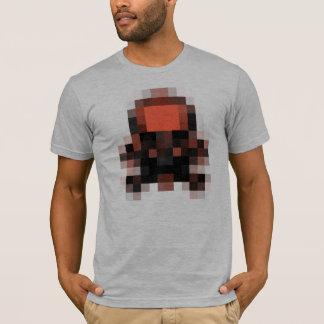 8-bit Emergency Skull (BLUR) T-Shirt