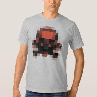 8-bit Emergency Skull (BLUR) T Shirts