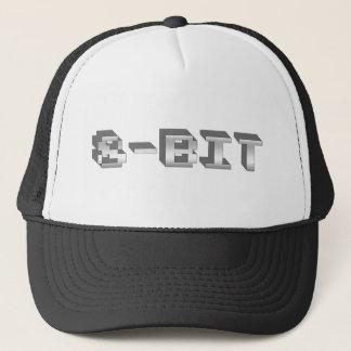 8-bit - Gamer, Gaming, Video Games, Games, Retro Trucker Hat