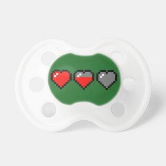 8 BIT HEART Meter Dummy