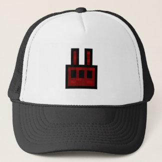 8 Bit Iron Works Logo Hat