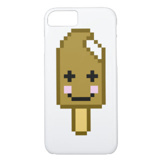 8 Bit Kawaii Ice Cream iPhone 7 Case