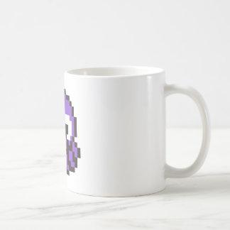 8 Bit Octopus Coffee Mug