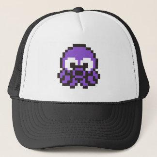 8 Bit Octopus Trucker Hat