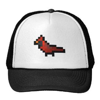 8-Bit Retro Cardinal Cap