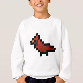 8-Bit Retro Cardinal Sweatshirt
