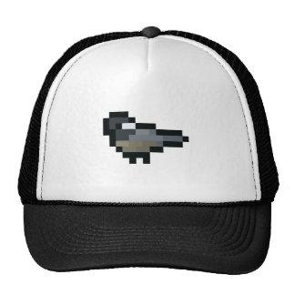8-Bit Retro Chickadee Cap