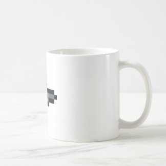 8-Bit Retro Chickadee Coffee Mug