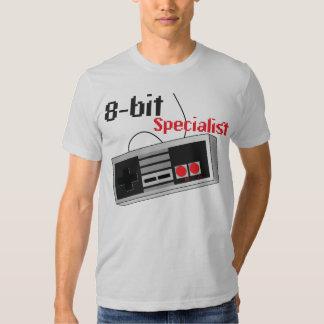 8-bit Specialist T Shirts